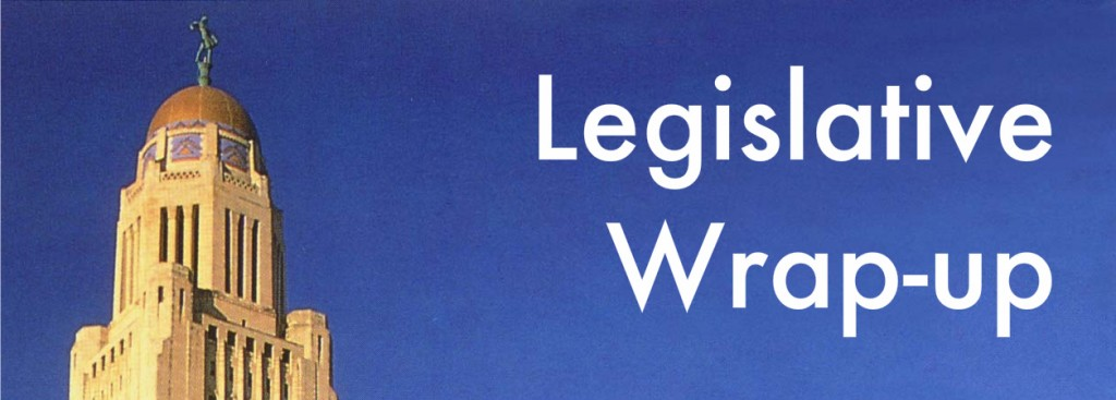 Legislative Wrap-up Banner